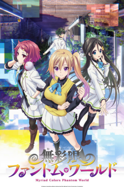 Myriad Colors Phantom World 2017 Poster