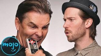 Nolan North REACTS To Another 10 List ft. Troy Baker!