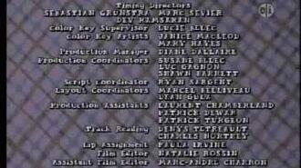 Arthur - Season 4 Credits