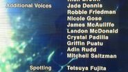 One Punch Man Episode 8 Dub Credits (Additional Voice)