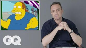 Hank Azaria Breaks Down His Iconic Simpsons Voices and Movie Roles GQ