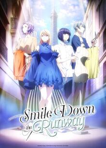 SmileDownTheRunway KeyArt-Eng-Logo-733x1024