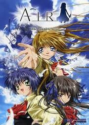 Air DVD Cover