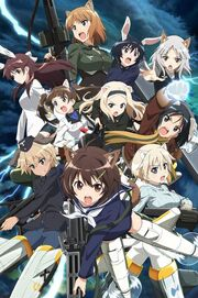 Brave Witches Key Visual