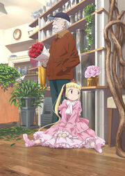 Alice & Zoroku Key Visual