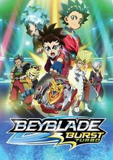 Beyblade Burst Turbo Poster