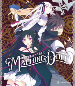 Unbreakable Machine-Doll 2013 BluRay-DVD Cover