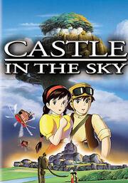 Castle in the Sky DVD Cover