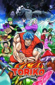 Toriko Volume 3 DVD Cover