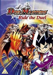 Duel Masters 2004 DVD Cover
