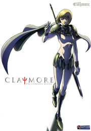 Claymore 2007 DVD Cover