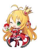 Queen of Hearts Maki