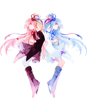 V1 Kotonohas Transparent