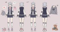 Koharu Rikka Concept