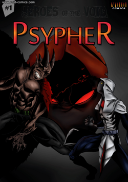 Psypher01Cover