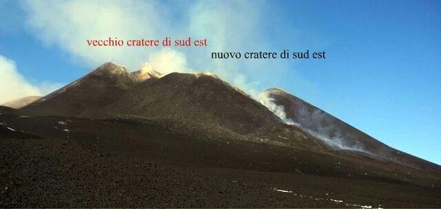 File:Vecchio & Nuovo Cratere di Sud-Est del Monte Etna.JPG