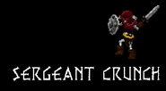 Sergeant Crunch