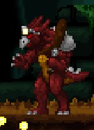 Red Lizard Idle