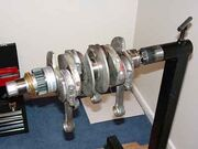 Assembling-crankshaft