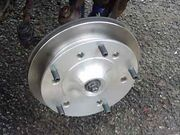 Rotor-installed
