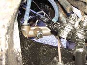 Master-cylinder-installed