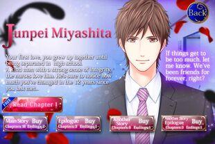 Junpei Miyashita - Who He Is