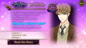 Be With Me Luke info
