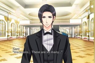 Be My Princess 2 - Butler Kent