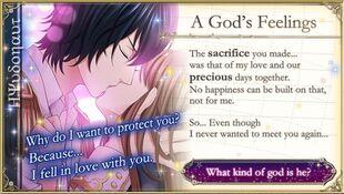 Huedhaut - A God's Feelings
