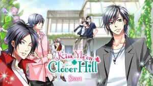 Kiss Me on Clover Hill - Title