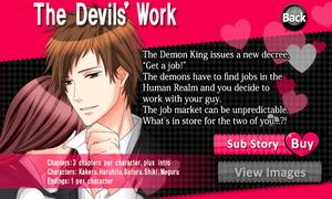The Devils' Work - Profile