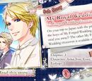 My Royal Wedding -A Forged Wedding Crossover-