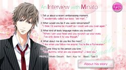 An Interview with Minato