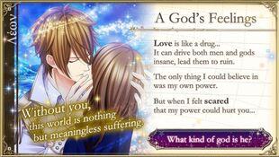 Leon - A God's Feelings