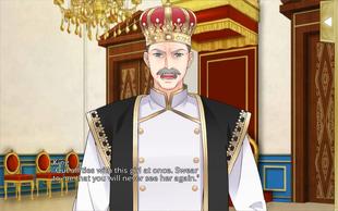 Be my princess 2 DresVan King