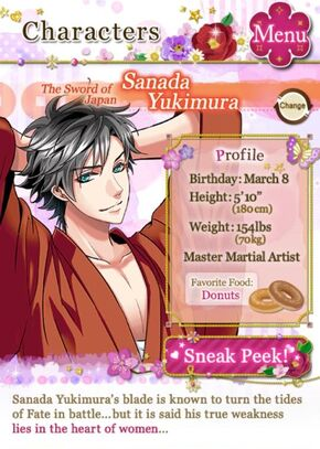 Yukimura SLB Profile