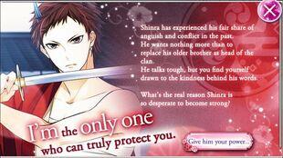 Shinra - Personality 2