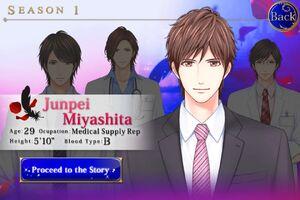 Junpei Miyashita - Profile