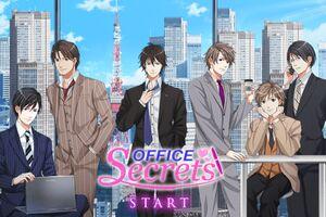 Office Secrets Title