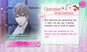 Operation Be My Valentine - Profile