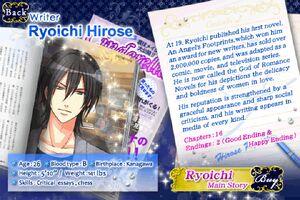 Ryoichi Hirose - Profile
