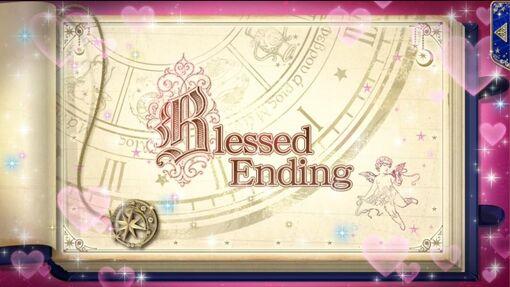 Star-Crossed Myth Blessed Ending