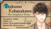Tsukumo Kabayakawa - Profile