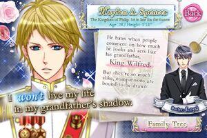 Hayden A. Spencer - Profile