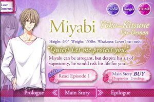 Miyabi - Profile