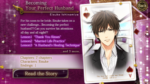 Becoming Your Perfect Husband Eisuke