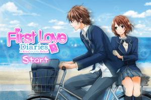First Love Diaries - A Kiss on the Beach