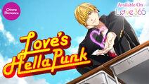 Love's Hella Punk Title