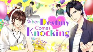 When Destiny Comes Knocking - Title