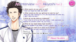 An Interview with Akiyoshi - Part 2